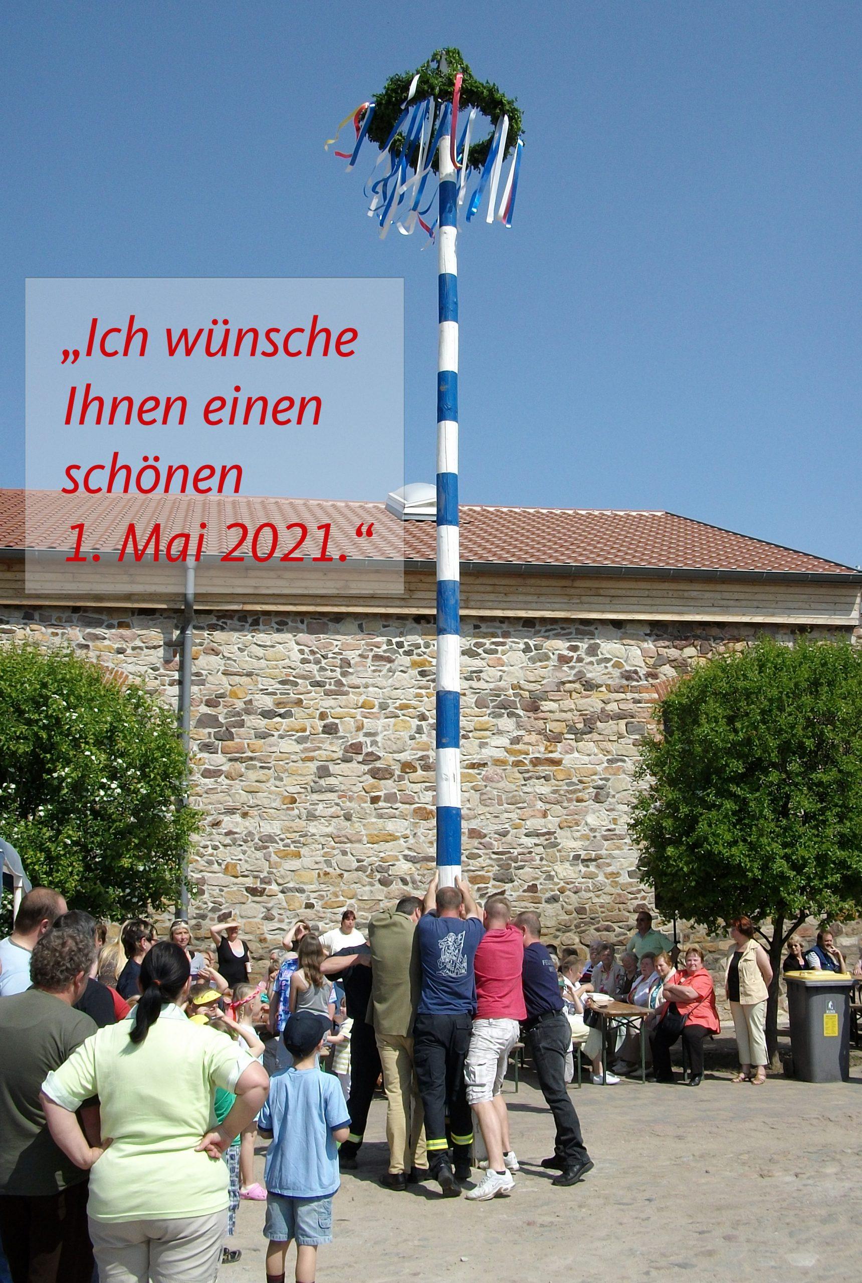 Holger Stahlknecht - Grüße zum 1. Mai