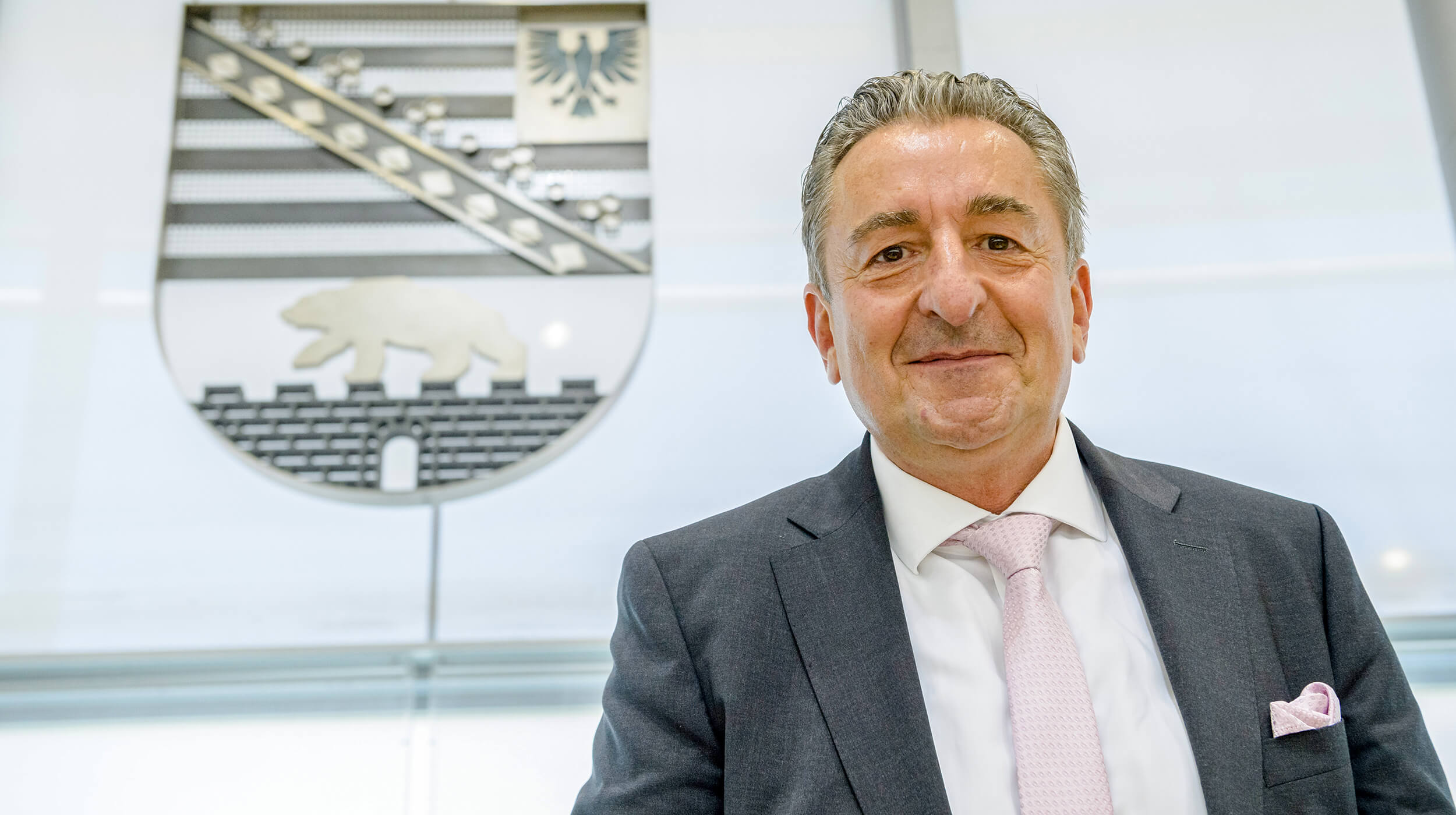 Gunnar Schellenberger, Präsident des Landtags Sachsen-Anhalt