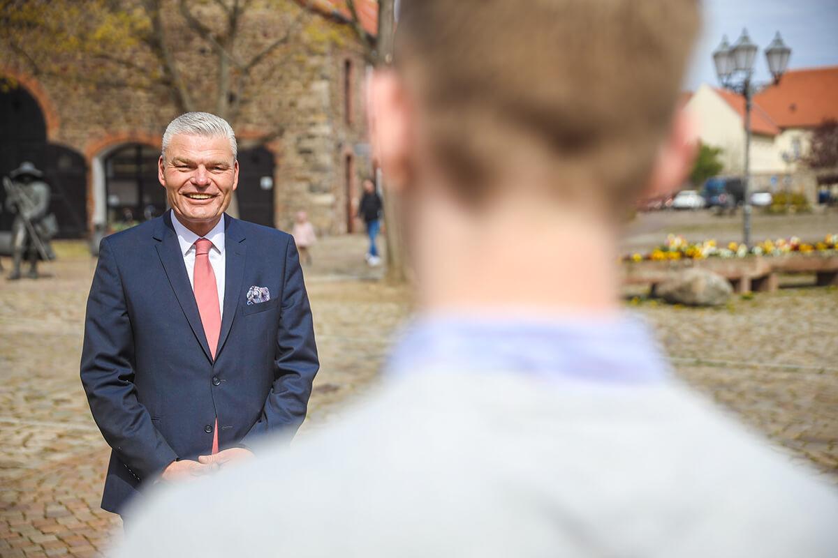 Holger Stahlknecht im Wahlkreis Wolmirstedt bestätigt