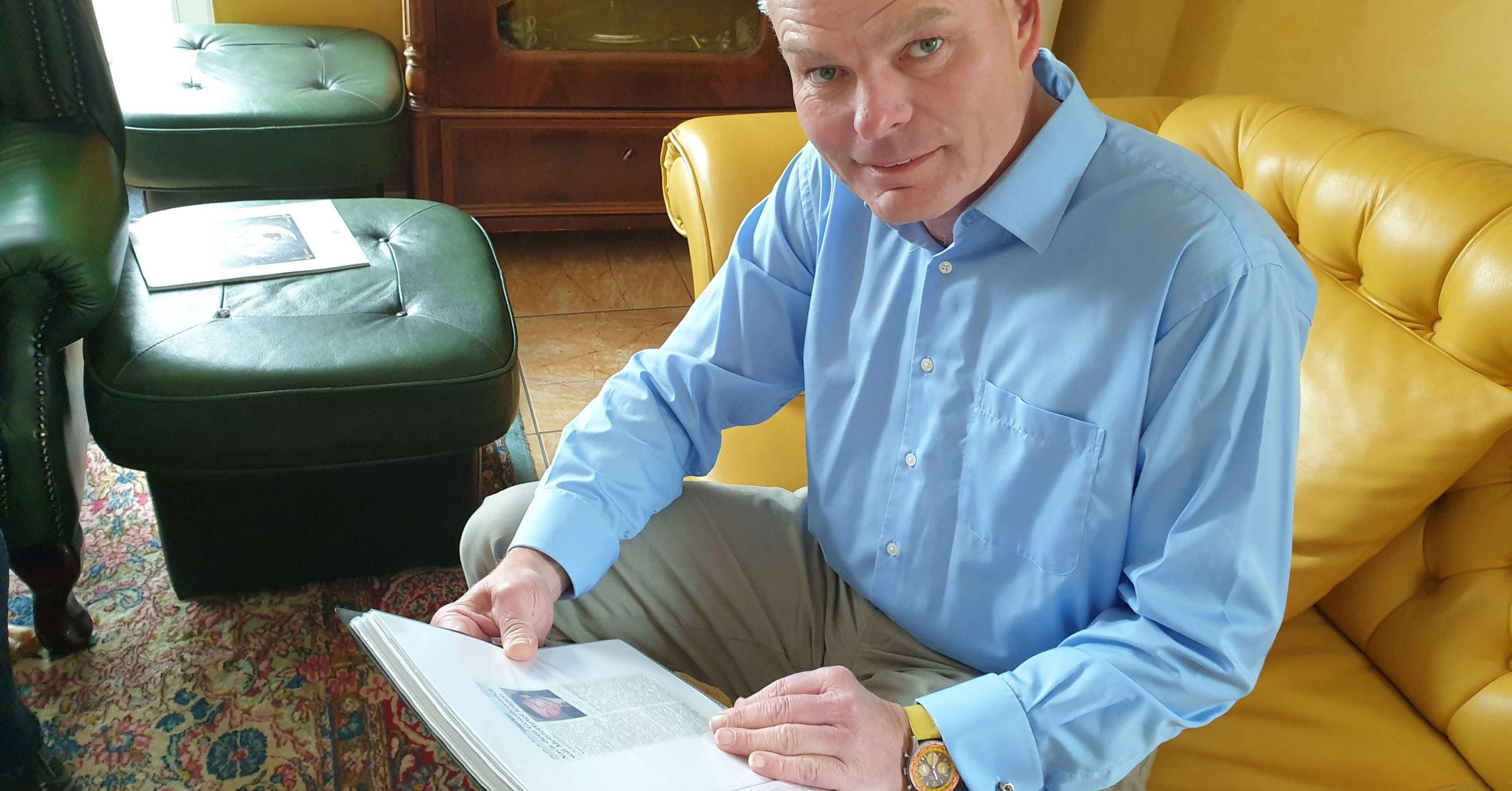 Holger Stahlknecht - Landtagswahl Sachsen-Anhalt 2021