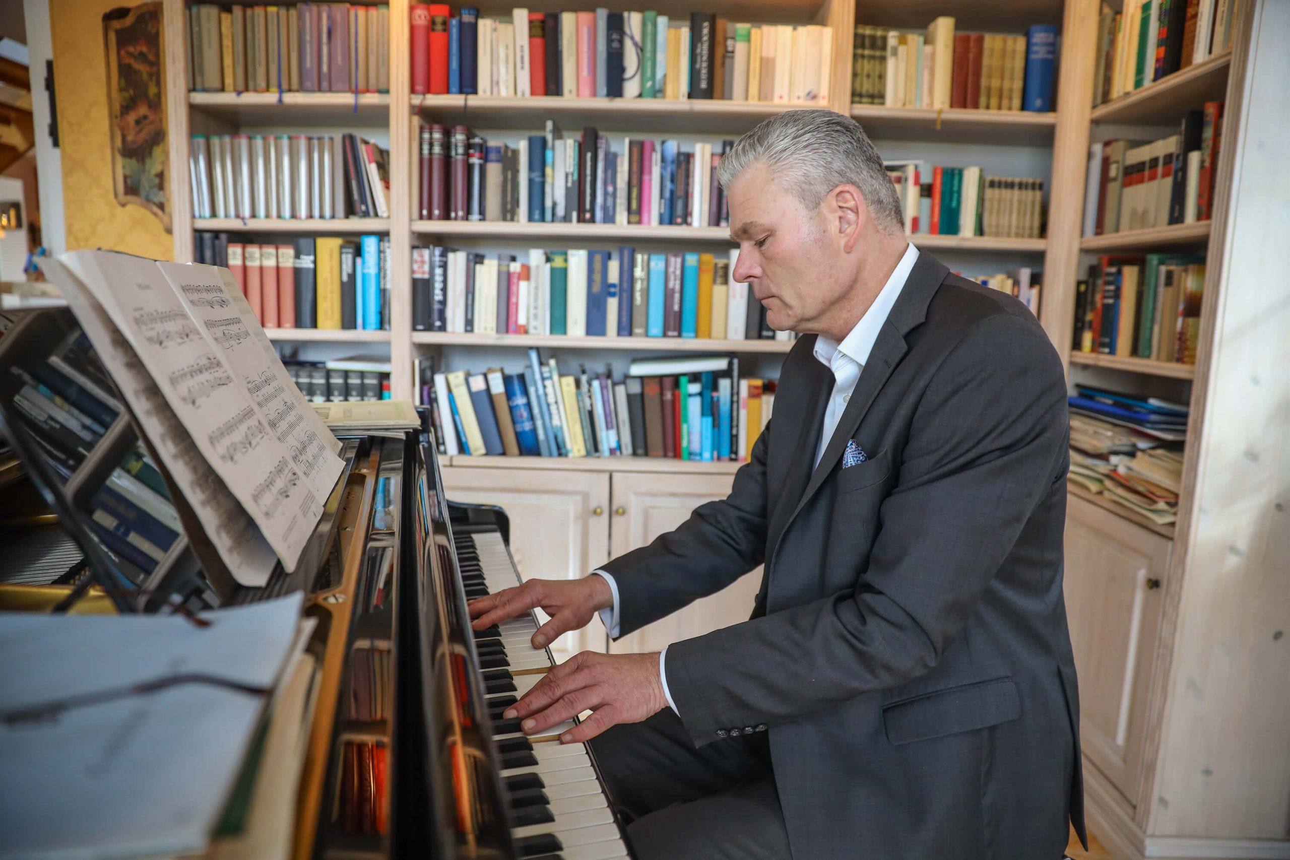 Holger Stahlknecht - Musik ist meine Entspannung