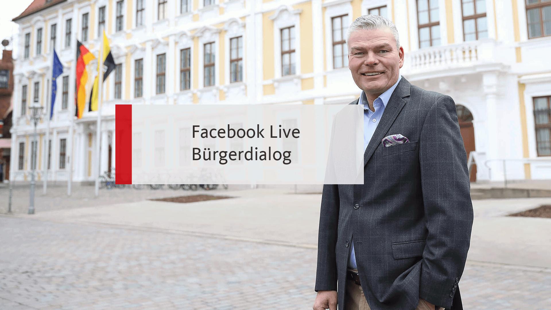 Bürgerdialog mit Holger Stahlknecht