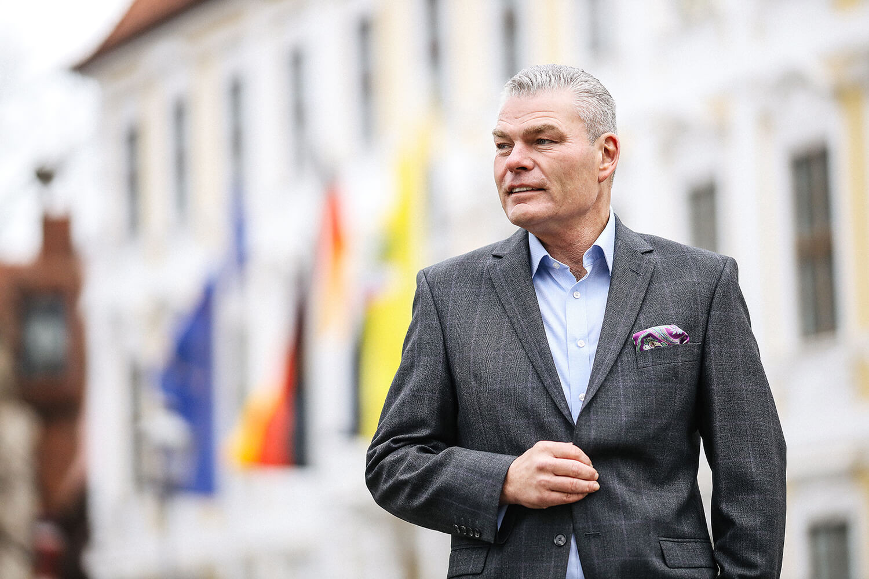 Holger Stahlknecht - CDU-Landespolitiker in Sachsen-Anhalt
