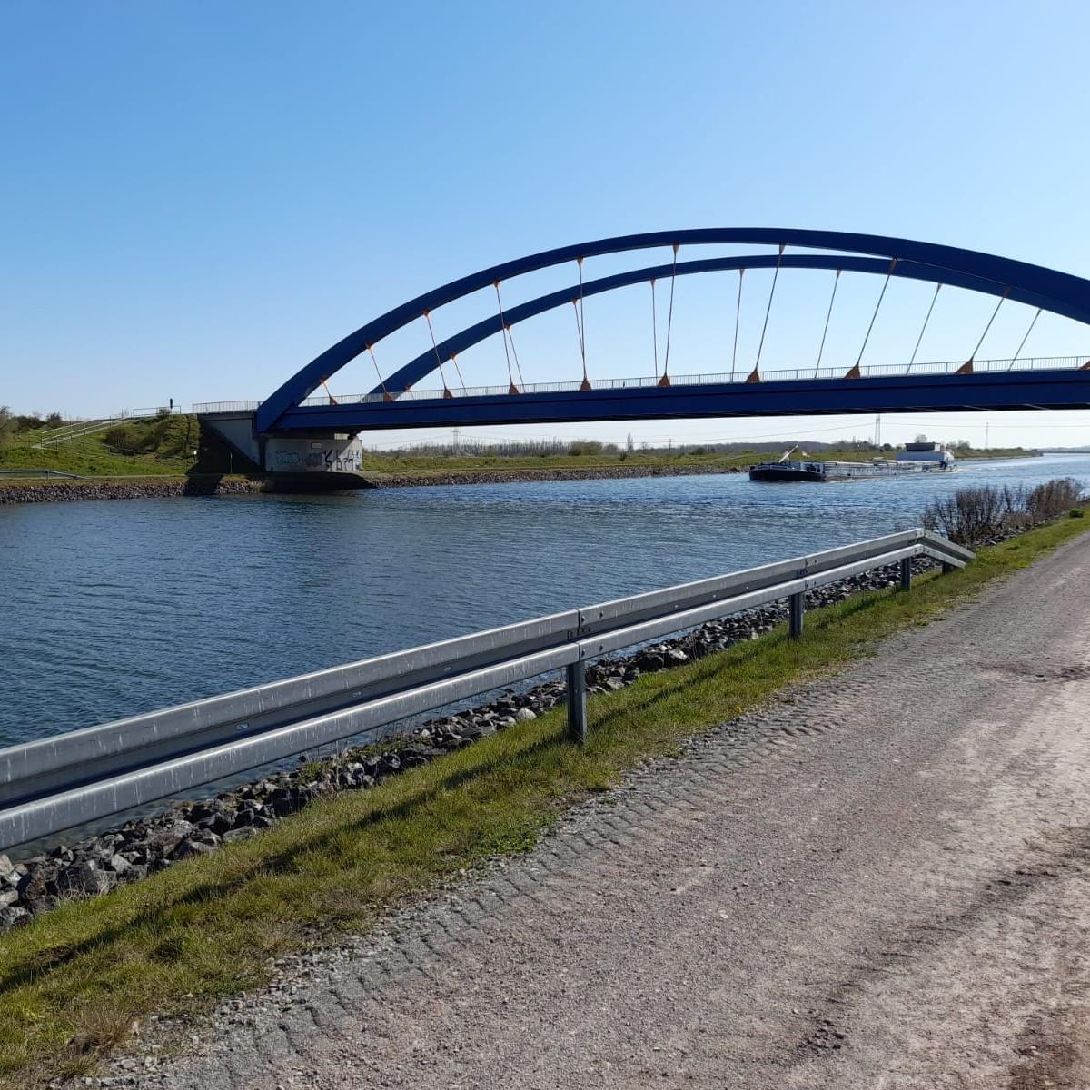 Holger Stahlknecht - Wahlreise durch die Niedere Börde mit Besuch am Mittellandkanal